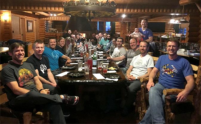 YNAB Team Dinner