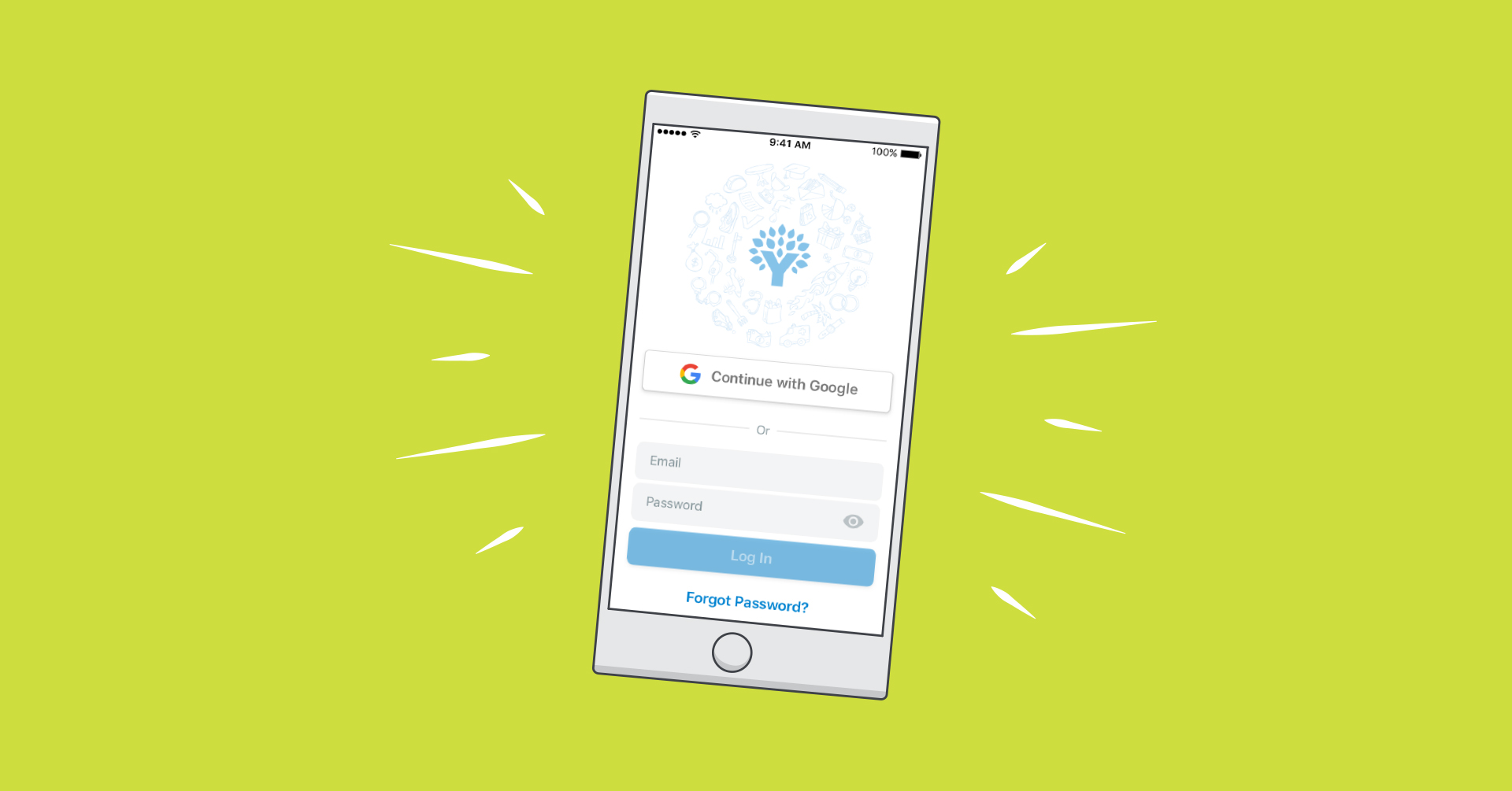 Google Single Sign-On for YNAB  No Password Required  | You