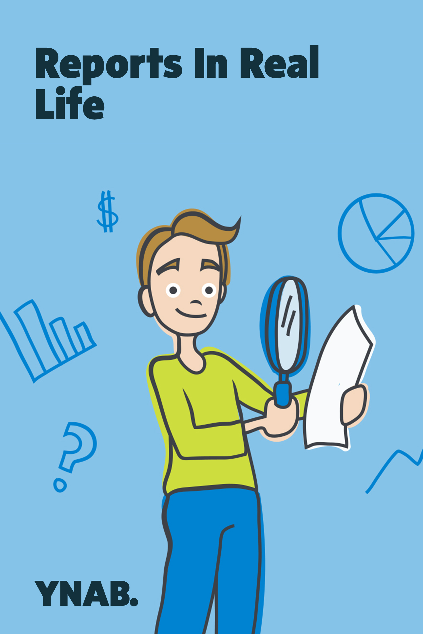 A Practical & Helpful View Of Your Money! Data isn't everything, but it is helpful (am I right?) to identify behaviors, name priorities, and target areas to save more.   YNAB