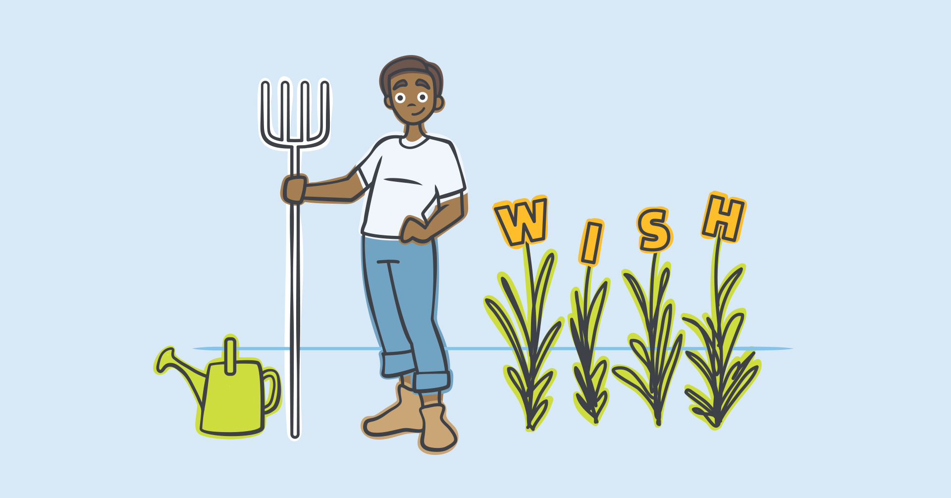Welcome To The Wish Farm! | You Need A Budget