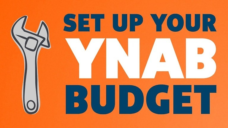 Set Up Your YNAB Budget