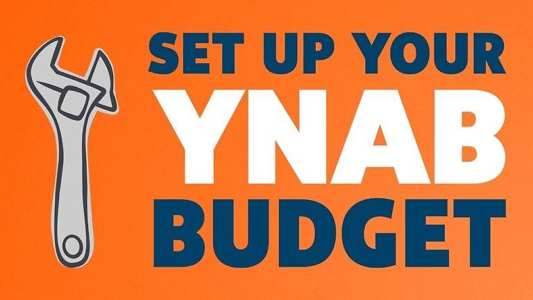 Set Up Your YNAB Budget