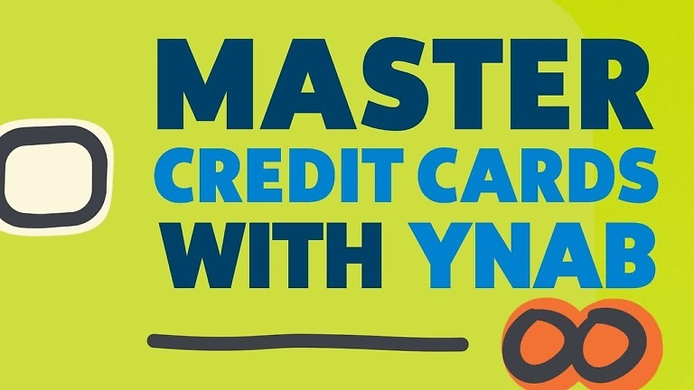 Master Credit Cards With YNAB