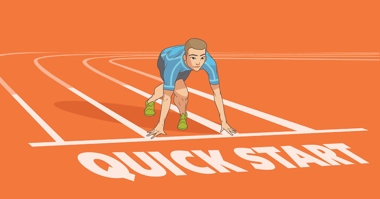 Off to the Races with YNAB's Quick Start Guide