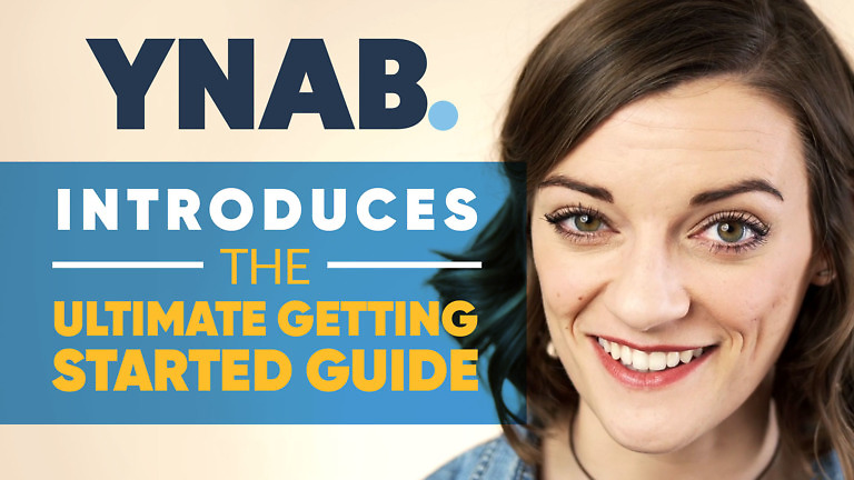 YNAB Ultimate Getting Started Guide