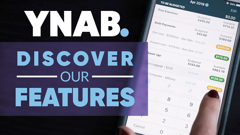 Discover YNAB's Features