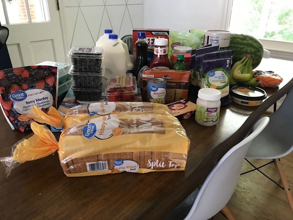 Our $298 Grocery Budget for a Family of 5 | You Need A Budget