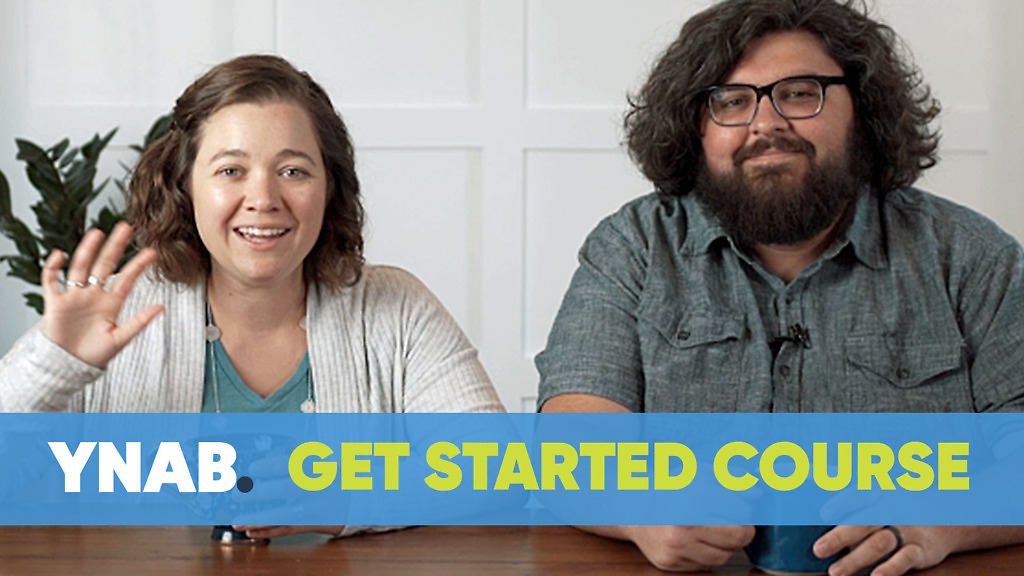 Where to start with YNAB: getting started video courses