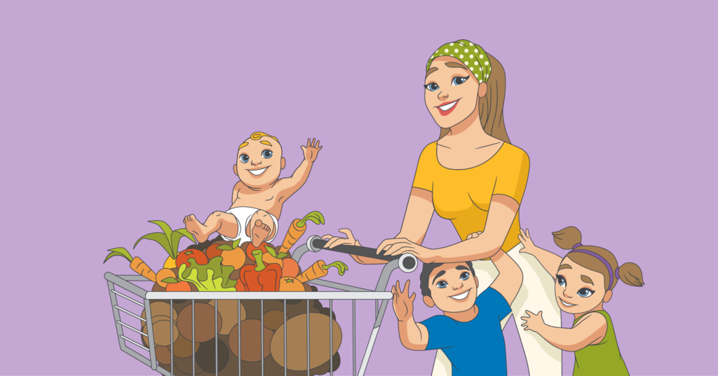 $298 Grocery Budget for a Family of 5 YNAB, Most Popular Budgeting Blogposts