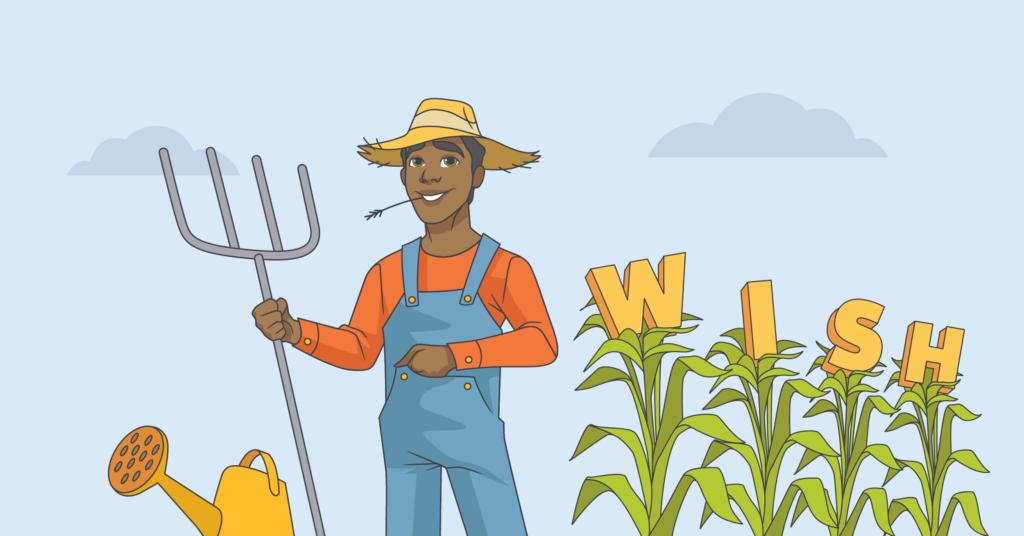 Most Popular Budgeting Blogposts: YNAB Wish Farm