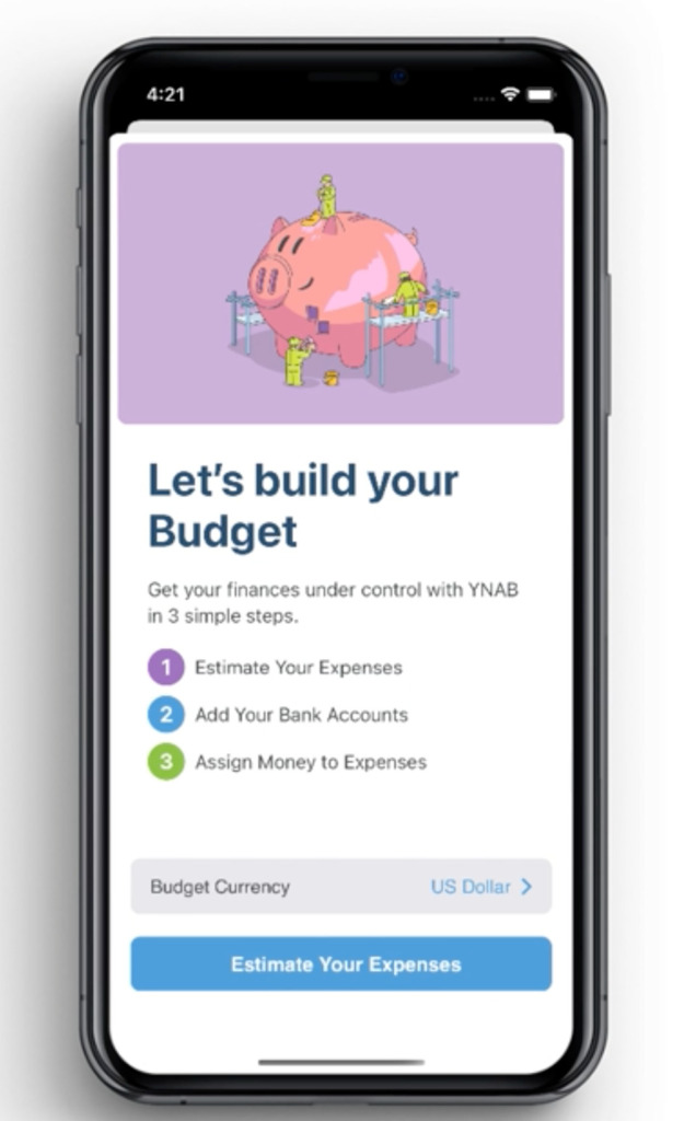 It's now easier to learn YNAB with a new way to build your first budget.